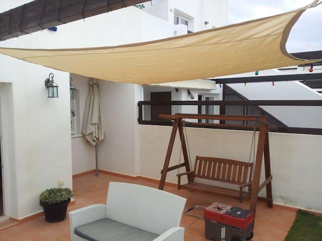 Moroccan themed apartment in Condado de Alhama - Alhama de Murcia - Apartment