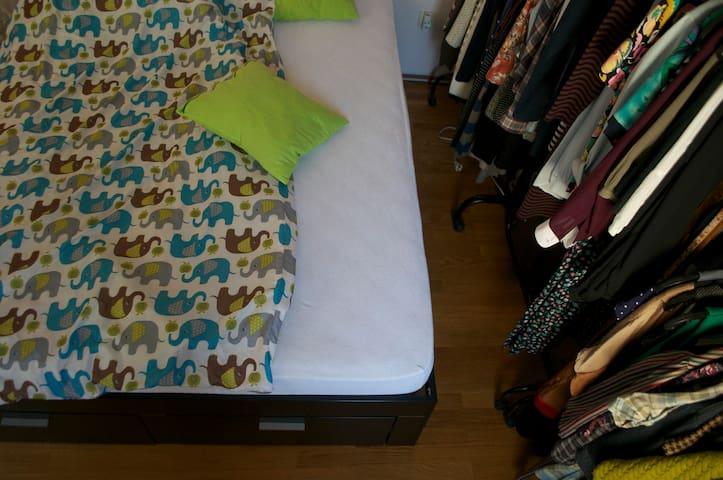 Landlady's room