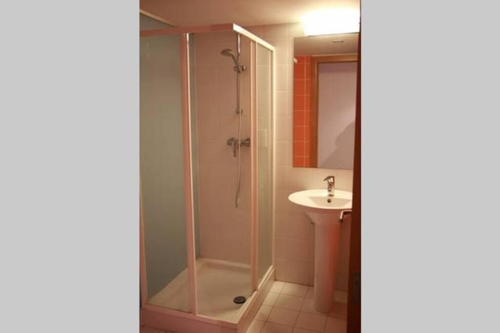 Casa de banho Privado.