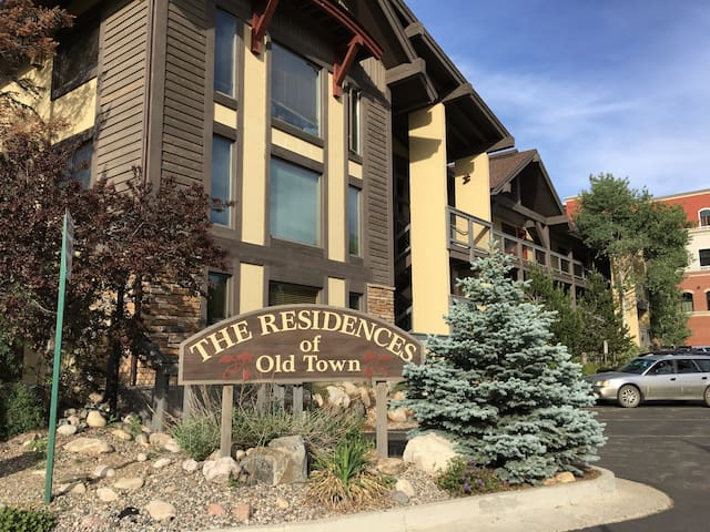 Residences at Old Town in Downtown Steamboat