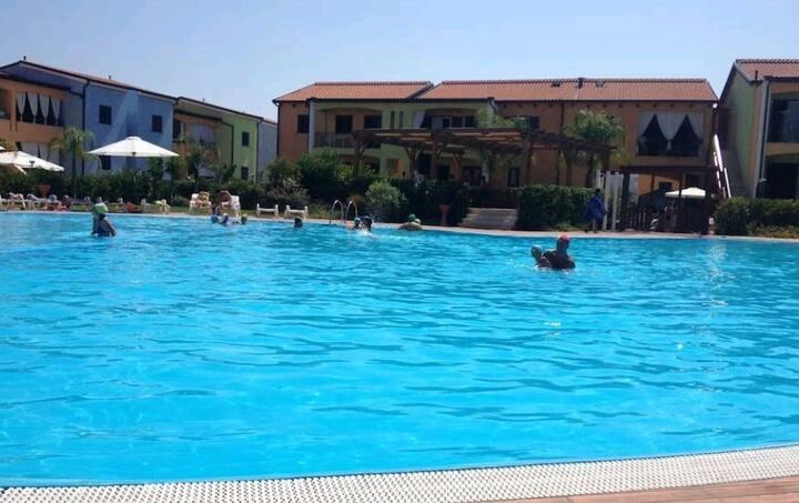 Splendido trilocale  in Rivazzurra!(Wi-Fi)