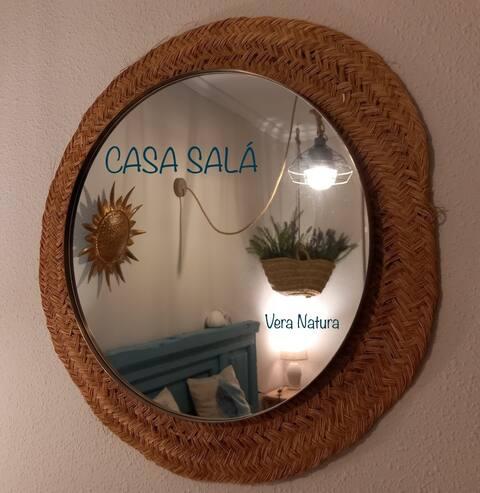 Casa Salá, alojamiento con encanto en Vera Natura