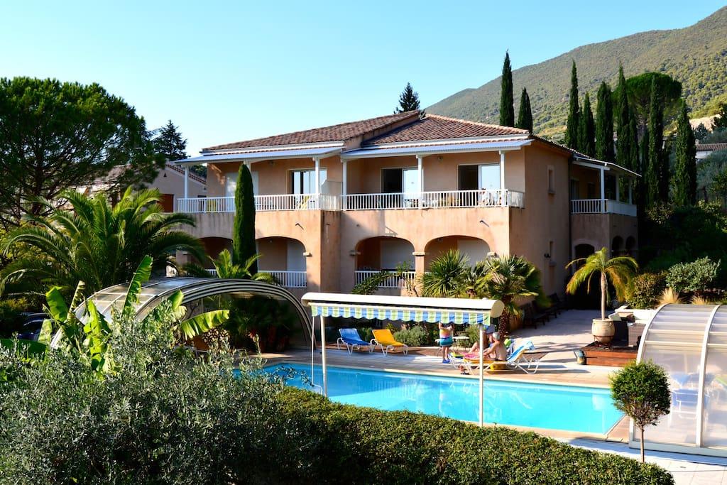 Villa la Lézardière