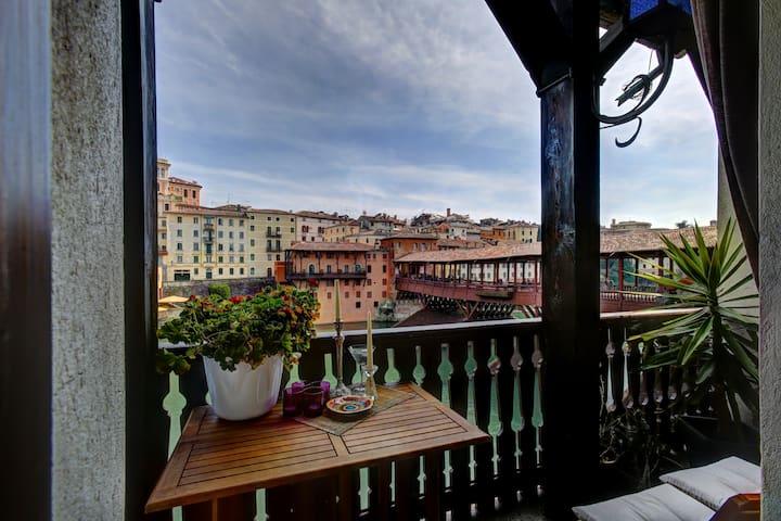 Appartamenti Ponte-Vecchio (A. P.) - Bassano del Grappa - Apartamento