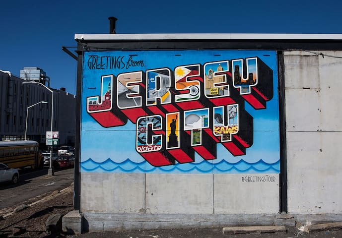 Pamela's Guide to JC (& NYC!)