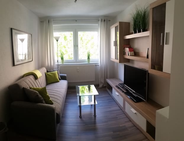 Quiet Apartment in the pedestrian Areain Pforzheim - Pforzheim - Huoneisto