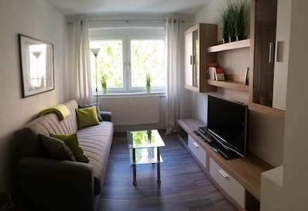 Quiet Apartment in the pedestrian Areain Pforzheim - Pforzheim - Lejlighed