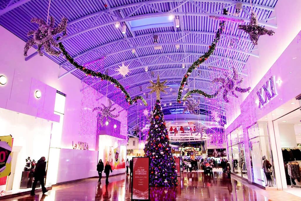 Cross Iron Mills Mall - tons of outlet stores and shopping, just 15 minutes away in Balzac