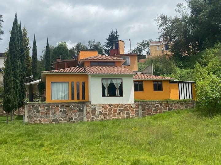 Casa en Tlalpujahua