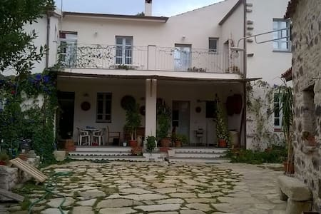 "Welcoming traditional house with garden ""Zia Dina"""