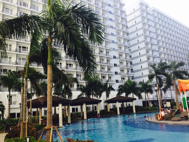 GD MANILA Condo at Shell Residence TowerC - Apartamento