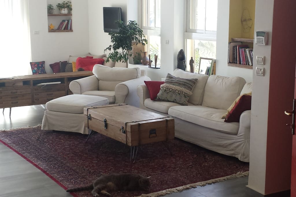 Seating area (Living Room)