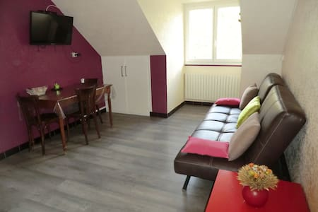 Vacances au Lioran (Cantal) - Saint-Jacques-des-Blats - Appartement