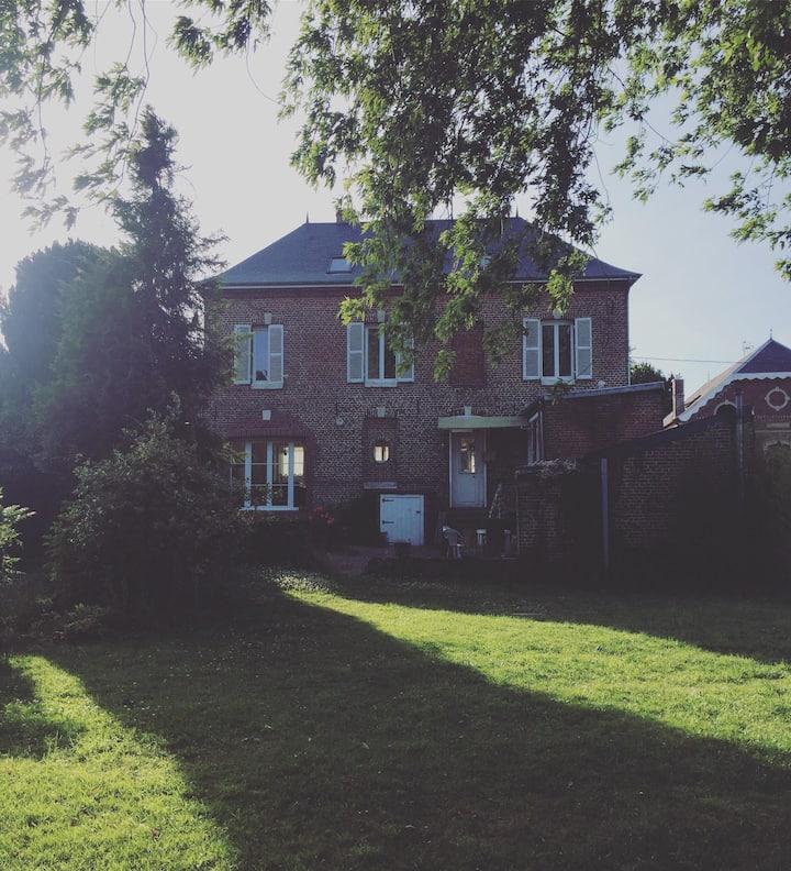 Charmante Maison de Maître du XIX ème