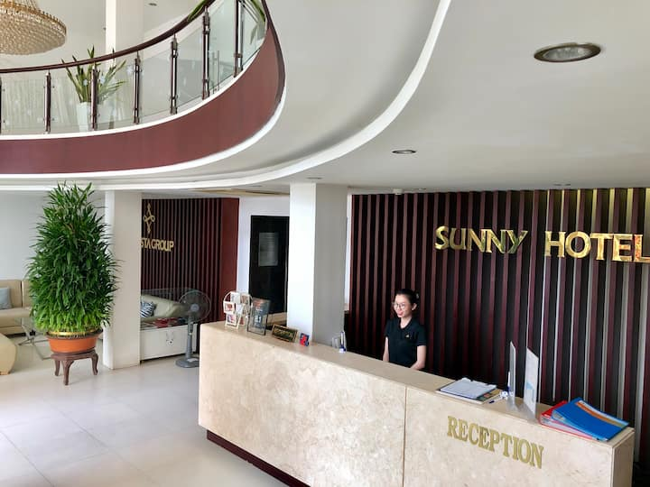 Superior Double Room - Sunny Hotel Nha Trang