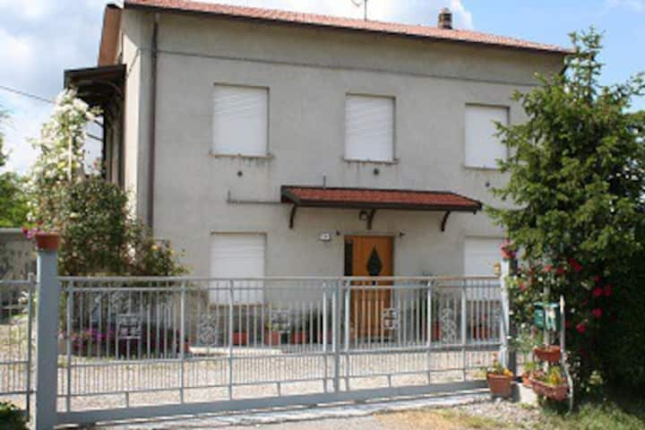 Apartment p.t. house Anto hill reggiana n.10