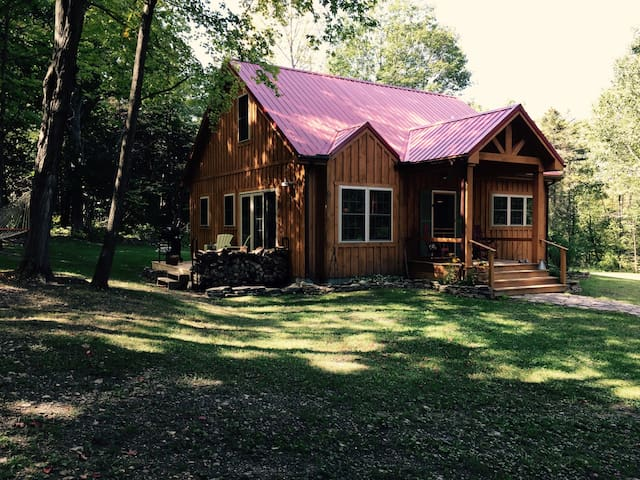 Amazing cabin in Finger Lakes! - Naples - Cottage