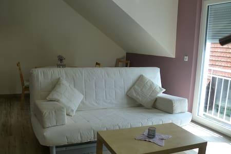 Gemütliche Ferienwohnung im Kraichgau - Östringen - Apartment