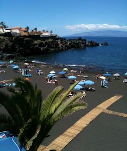 Teneriffa Puerto de Santiago Playa de la Arena - Santiago - Leilighet