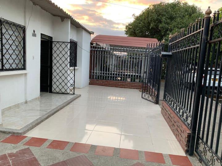 Hermosa casa en Valledupar...ven y disfruta !