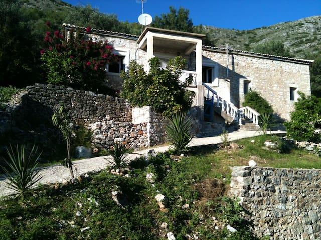 Rita Stone Villa  Plataria sea view - Πλαταριά
