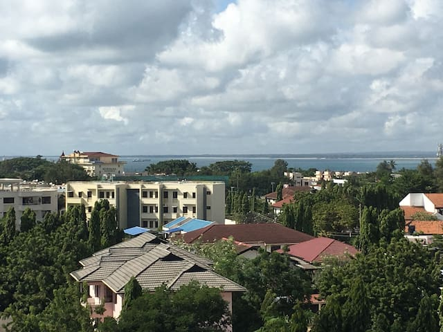 Apartment with ocean view in Masaki - Dar es Salaam