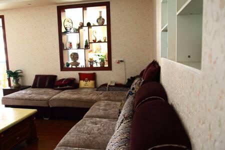 【市区内·电梯公寓】靠中庭安静温馨小居沙发床位短租。 - Liangshan Yizuzizhizhou - Другое
