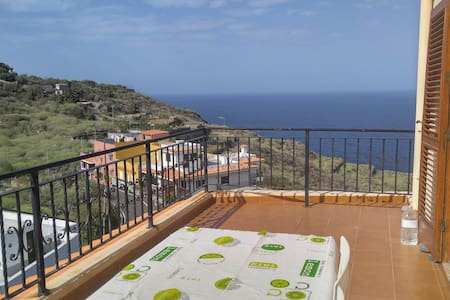 Entspannen in der Ruhe mit wunderbarer Aussicht - La Guancha - Autre