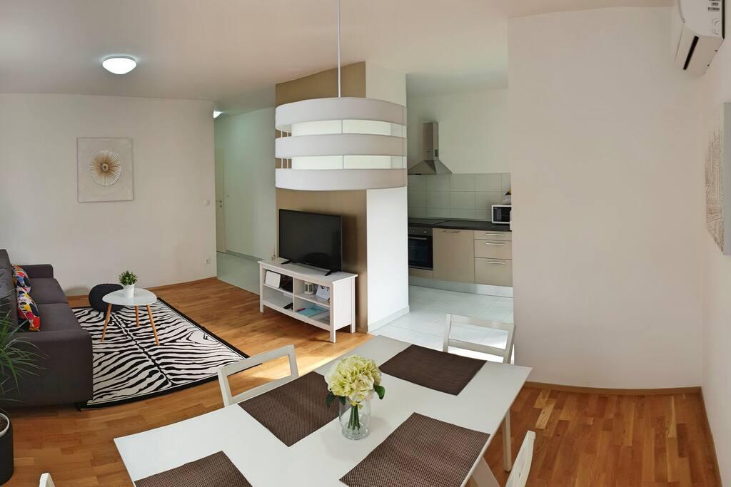 # living room & dining room 2