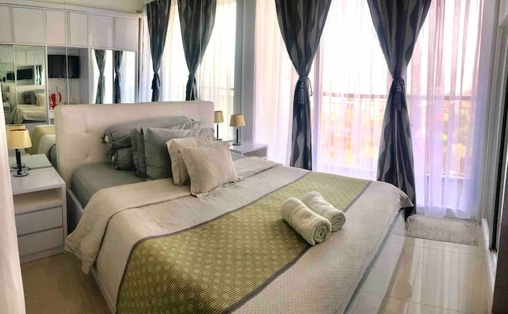 Cozy & Comfy at Dago Suites Apartment Bandung