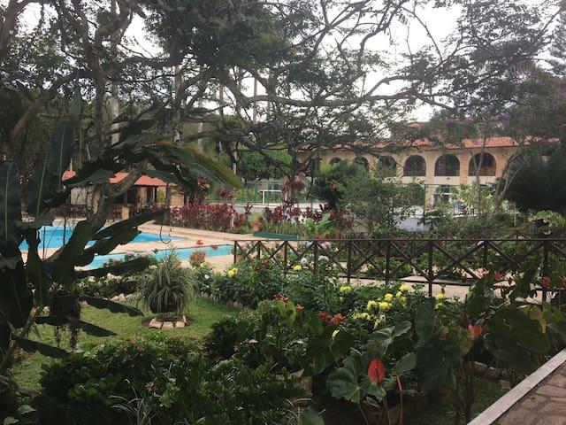 tranquilidade e lazer  no centro de Guaramiranga - Guaramiranga - Квартира