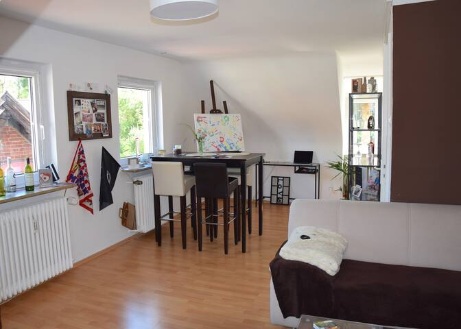 Cozy flat for 2 next to Stuttgart city