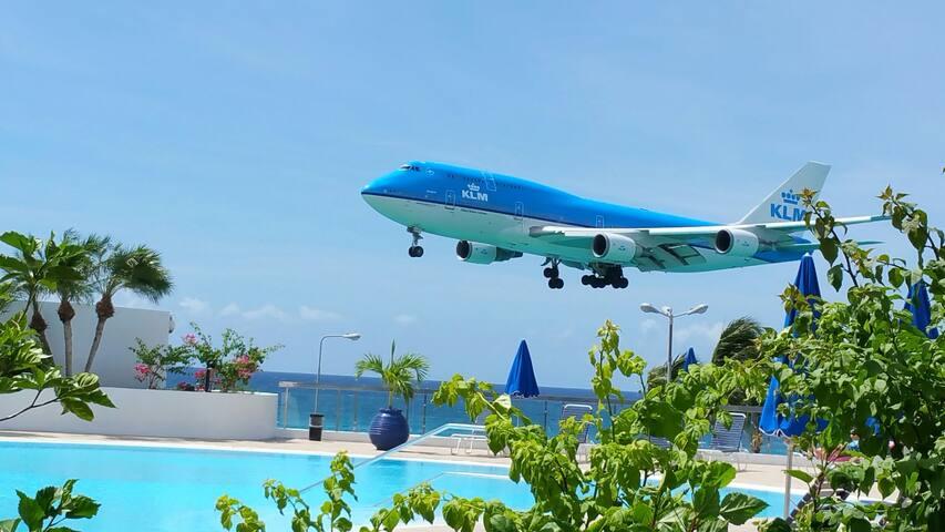 Maho Beach Resort w/someHotel Perks