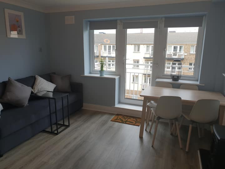Newly Renovated Peaceful 1 bed Apartment