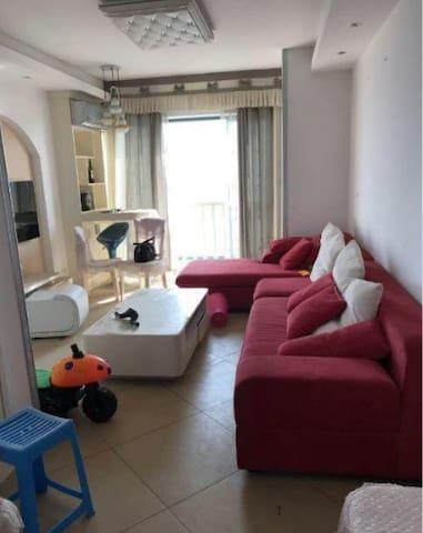 娄星东方豪苑 豪华装修带家器2室2厅90平米,给您一个温馨的家 - Loudi - Rumah
