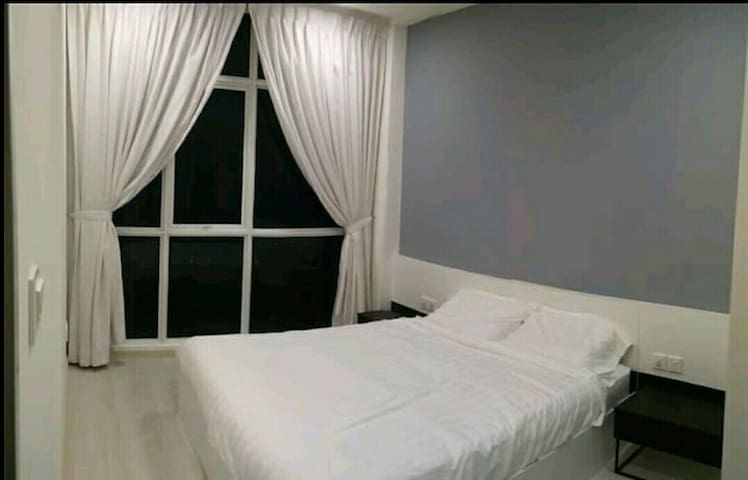 Comfort New Suites in town area,georgetown,penang - Jelutong - Apartment