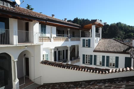 """""""Sole"""" in Casa Botta - Luino Lago Maggiore - Wohnung"""