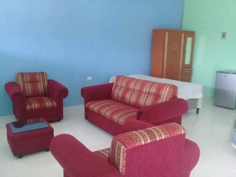 un lugar tranquilo para descansar en Petén
