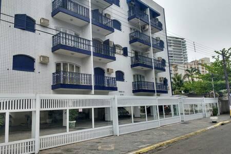 Apartamento para família e amigos Astúrias-Guarujá - Guarujá - Apartamento