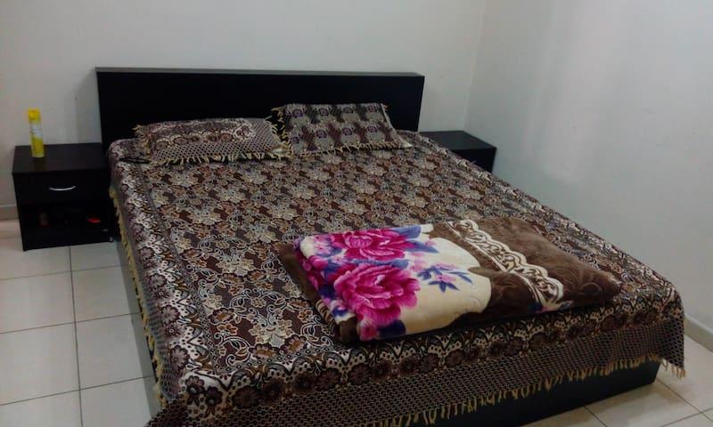 Master Bedroom Balcony & Pvt Bathroom - Ajman