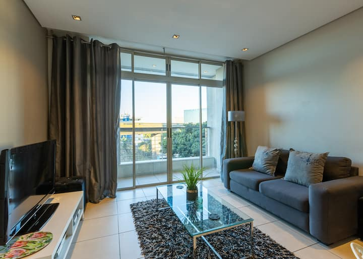 Central one-bed Apartment in De Waterkant
