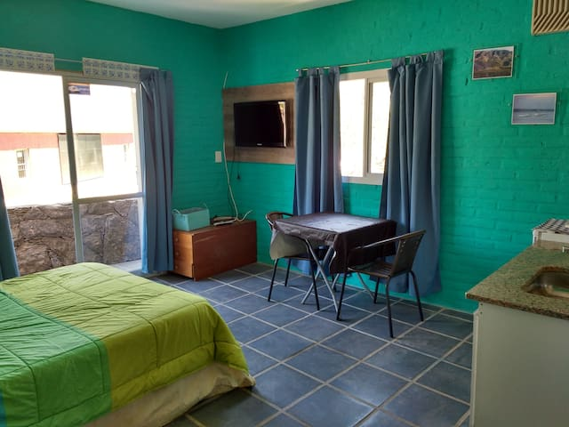 CABAÑA AGUAMARINA, La Suite - La Calera - Apartamento