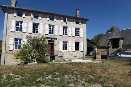 Mansion in the heartland of Cantal - Auvergne - Glénat - House