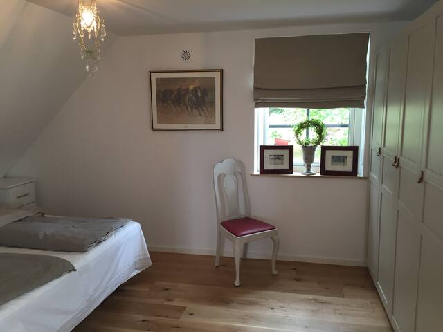 Master Bedroom, with 2 double wardrobes