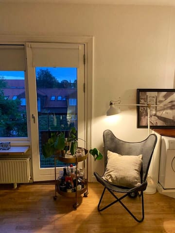 Cozy appartment, close to the metro