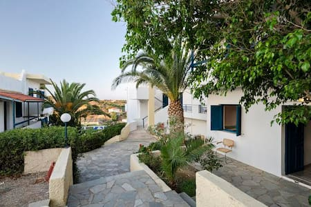 NEW..Cozy space next to the SEA!! - Agia Pelagia