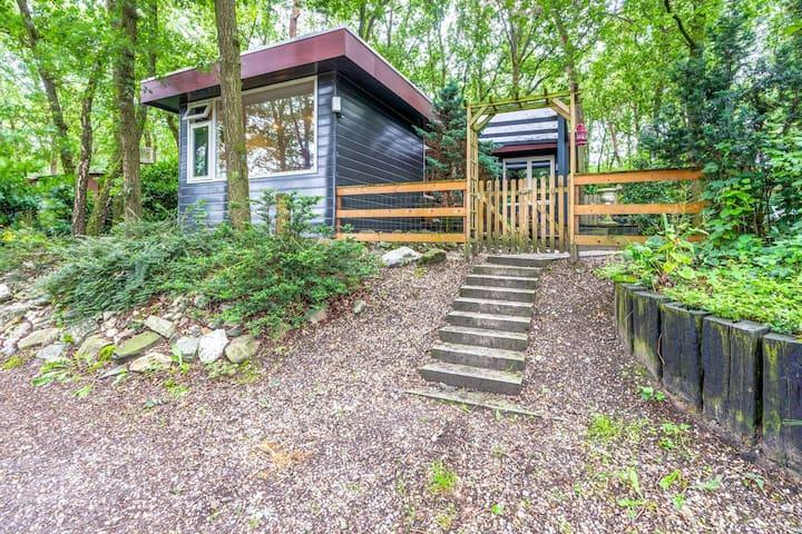 Bungalow luxueux avec sauna à Uden