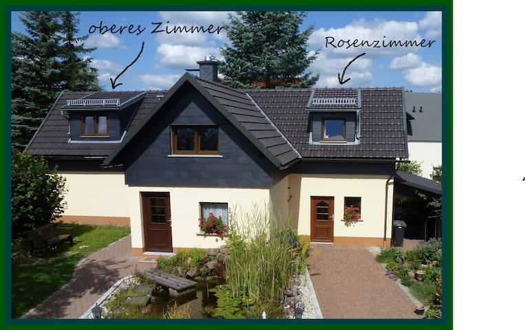 casa vicus nova - Ferienwhg. in der sächs. Schweiz - Hohnstein - อพาร์ทเมนท์