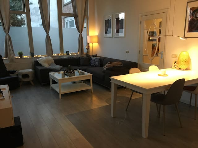 Nice, cosy appartment nearby the center of Breda - Breda - Pis
