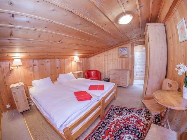 Guest House du Grand Paradis - Double #6
